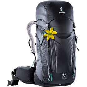 Deuter W's Trail Pro 34 Backpack Dame graphite/black